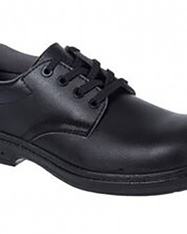 Portwest Steelite Lace up Safety Shoe Black