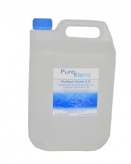 Purified Water 5L Bottle