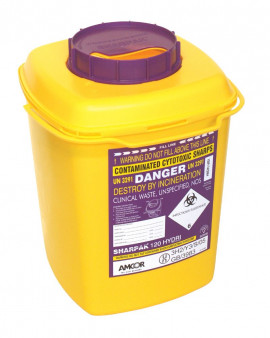 Cytotoxic 120 Plus (12l) Purple