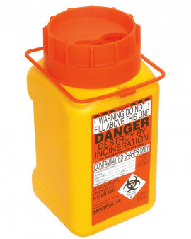Sharpak 18 PLUS (1.63l) Code Orange