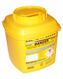 Sharpak 60 Plus (6l) Code Yellow