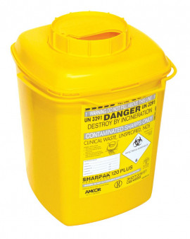 Sharpak 120 Plus (12l) Code Yellow