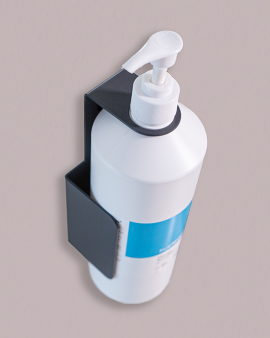 Wall Mounted Hand Sanitiser Dispenser for 1ltr bottle