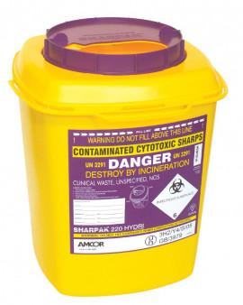 Cytotoxic 220 Plus (22l) Purple