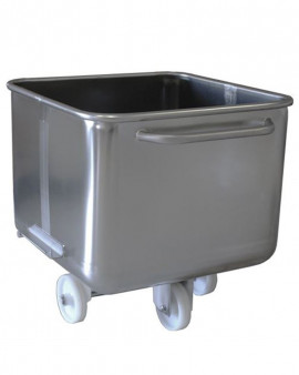 Stainless Steel 200 Litre Euro Tub
