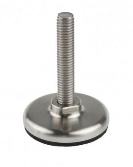 Stainless Steel Adjustable Feet - M8 Thread