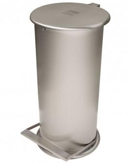Stainless Steel Waste Bin Bag Holder - Fully Enclosed