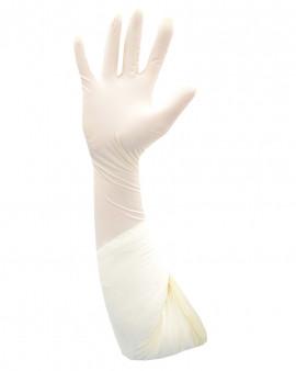 SHIELDskin XTREME™ Sterile White Nitrile 600 DI+
