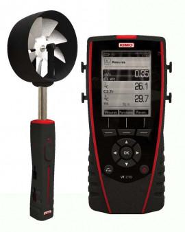 Thermo Hygrometer Anemometer VT 210L