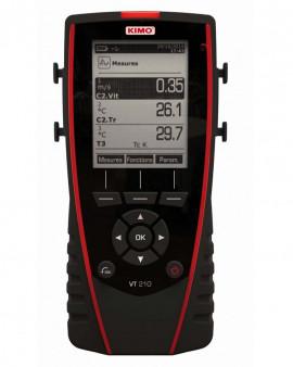 Thermo Hygrometer Anemometer VT 210TL