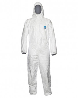 DuPont™ Tyvek® 400 Dual - Hooded Coverall