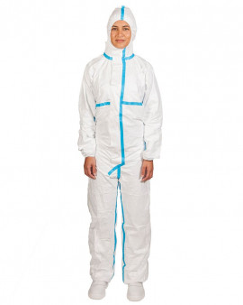 DuPont Tyvek® 600 Plus Hooded Coverall