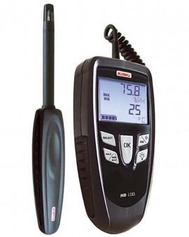 Thermo - Hygrometer HD100E