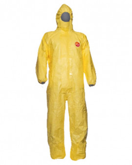 DuPont™ Tychem 2000 C Standard Yellow Suit - Case of 25