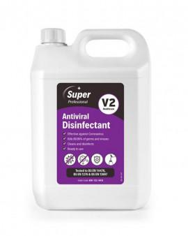 V2 Antiviral Disinfectant - 5ltr Bottle