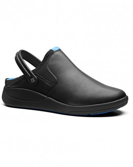 Wearertech Refresh Safety Shoe - Black