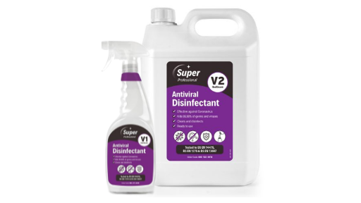 Super Antiviral Disinfectant - In Stock Now
