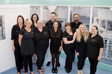 Cleanroomshop team