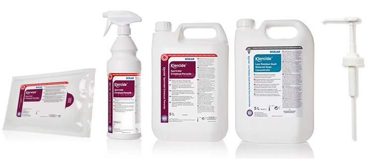 Ecolab Products - EU GMP Compliance