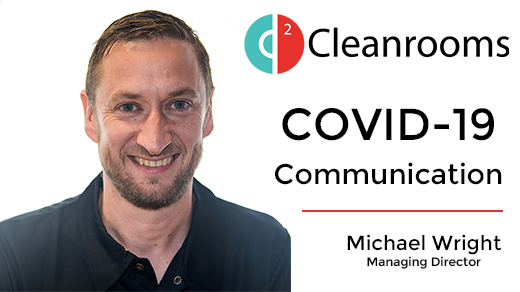 Customer Communication - COVID-19 - Michael Wright