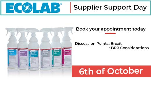 Ecolab support day