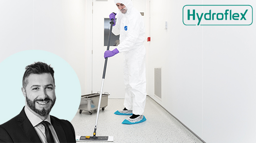 Hydroflex ERGO Mopping Systems Techniques