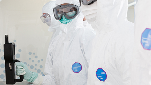 ISO 14644 equivalents for EU GMP Grades of cleanrooms