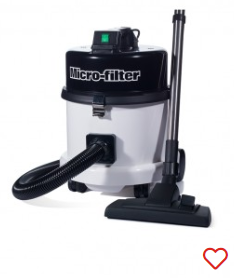 Numatic MicroFilter Vacuum Cleaner
