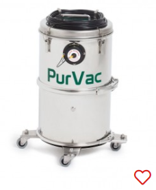 PurVac® Cleanroom Vacuum Cleaner PurVac® Cleanroom Vacuum Cleaner PurVac® Cleanroom Vacuum Cleaner