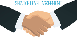 Cleanroomshop Service Level Agreement