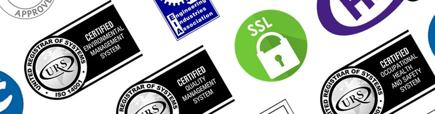 Standards & Accreditations Banner