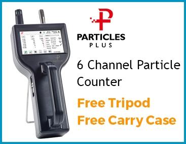Particles Plus Particle Counters