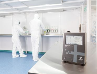 Cleanroom Monitoring Category