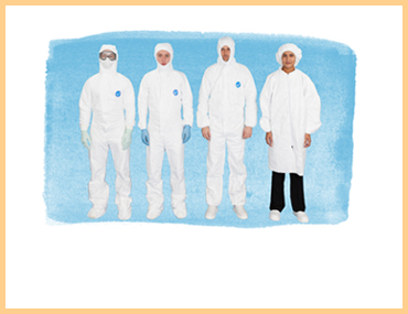 Cleanroom Clothing Category